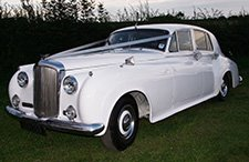 1956 S1 Bentley classic wedding car from East Riding Vintage Wedding Car Hire